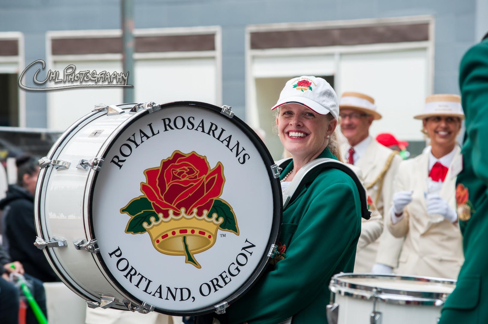 Royal Rosarian Band