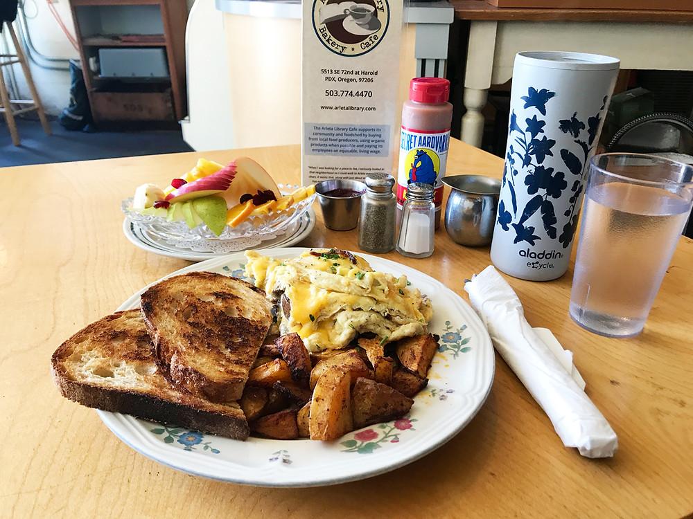 Portlander Breakfast