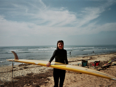 Localism + Women in the water (Part 1)