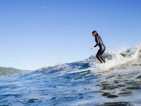 Rachel Lord: Custom Surfboard Review