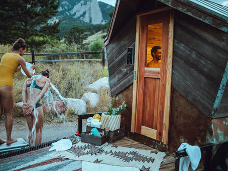 Driftwood Soul: Journey to Surf + Sauna