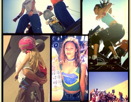 All Girl Skate Jam!
