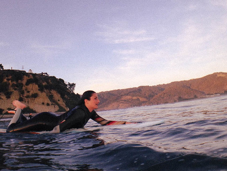 SURFING changed my life forever (and for the better!)