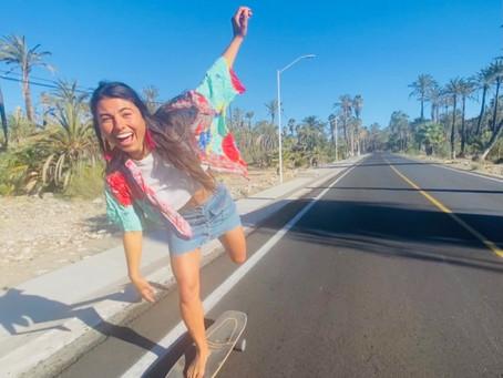 Valarie LaForge: Barefoot Skating, Identity, Community, and Smiles