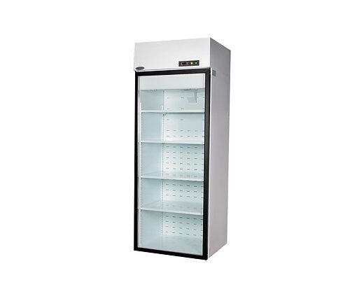 Холодильные шкафы СЛУЧЬ 700 ВС/ ВСн - стеклянные двери