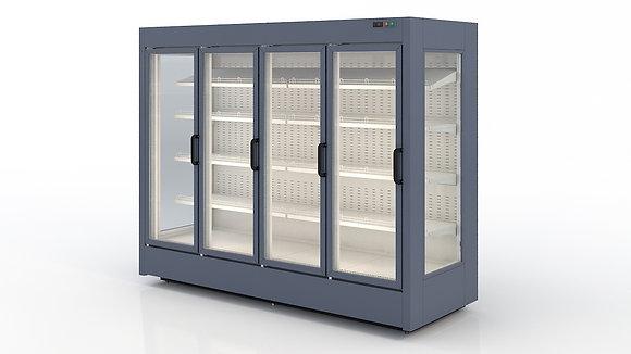 Витрины Горки Немига серия-П2 BН (не выше -18°C) низкотемпературные