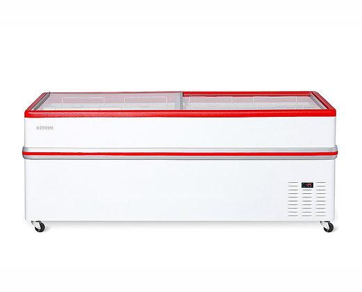 Морозильная бонета «Bonvini» BF 2100L (со съёмными створками)