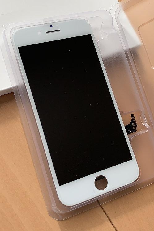 iPhone7 液晶パネル 白 コピーLCD仕様 工具無し