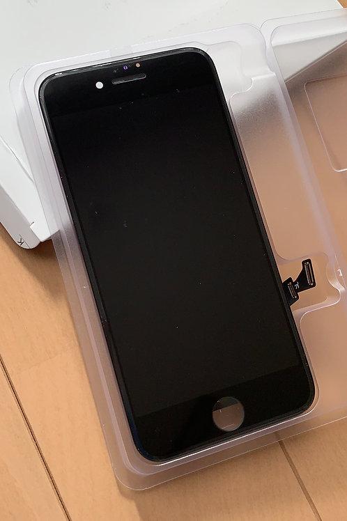 iPhone7 液晶パネル 黒 コピーLCD仕様 工具無し
