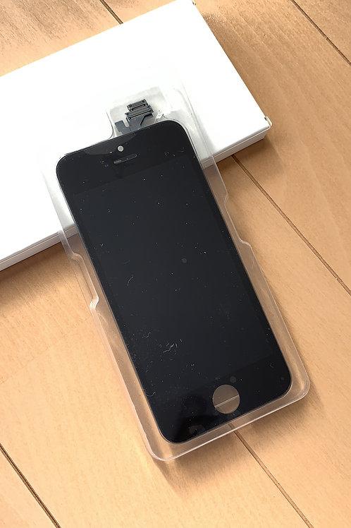iPhone5 液晶パネル 黒 AAA 純正LCD仕様