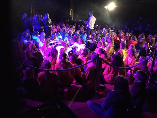 Streetdancegroep wint 4e prijs!