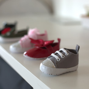 Brand New Baby Shoes by Soft Touch