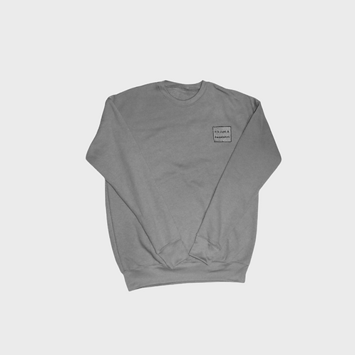 Eco Crewneck Sweatshirt- Storm