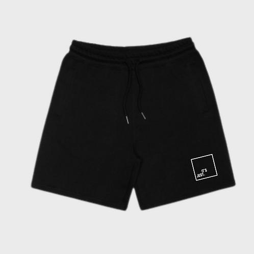 Organic Cotton Shorts - Black