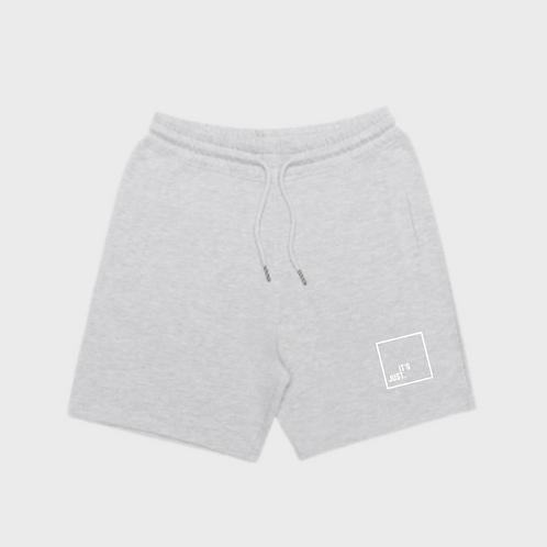 Organic Cotton Shorts - Gray