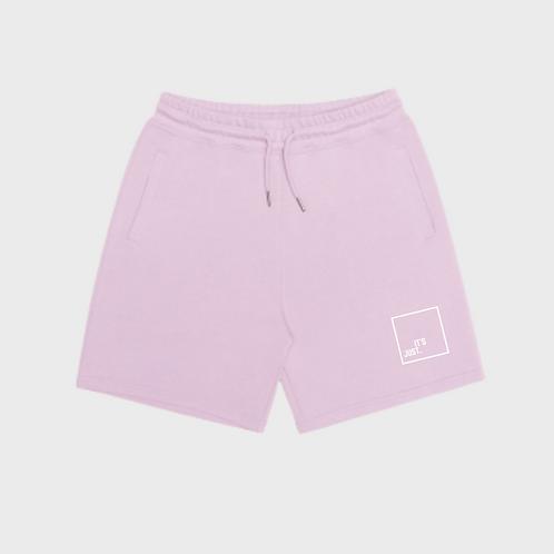 Organic Cotton Shorts - Lavender