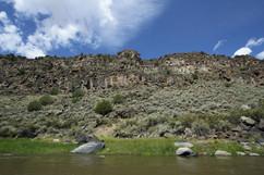 Taos Box on the Rio Grande