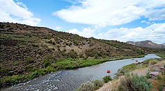 Rio Grande Photography, Nature Photography, rafting tours with Santa Fe Rafting is the best company to take you and your family down the Famous Wild & Scenic Rio Grande. Our Guides will share historical and geological information while paddleing together in the beautiful New Mexico area.