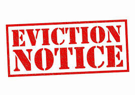 Renoviction - A landlord evicts you to increase the rent.