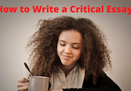 How to Write a Critical Essay | Custom Essay Writing Tips