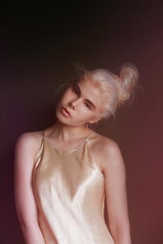 Ok Okay Magazine Photography: Morgane Gielen Model: Dasha  Mua & Hair: Hade Deneef