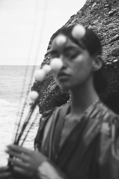 Meiyo Magazine Photography: Volha Hapanenka Model: Mika Boga Styling: Lubna Kaddouri Mua & Hair: Hade Deneef
