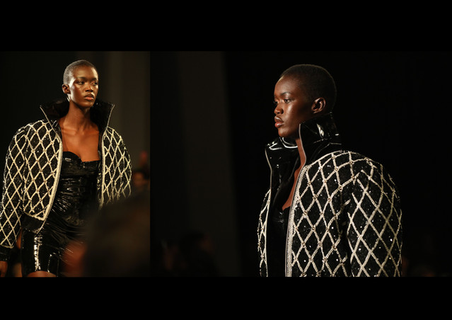 Amsterdam Fashion Week Aveda X Tommy Driessen