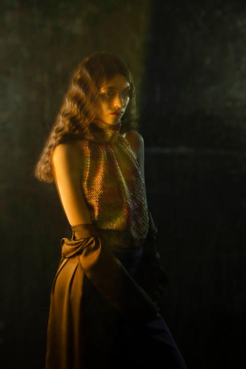 TINE Photography: Leentje Brands Model: Tine Casteleyn @jillmodelsmgmt Mua & Hair: Hade Deneef