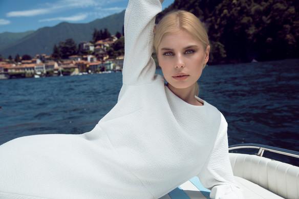 Lake Como / Italian way Photography: Volha Hapanenka Model:Juliana Vagner