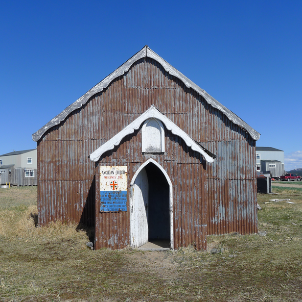 Église Saint-Edmund