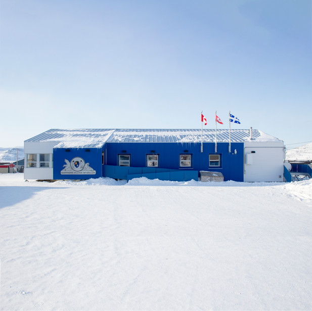 Bureau municipal de Salluit