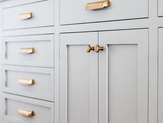 Cabinet Hardware, the Jewelry of your kitchen!