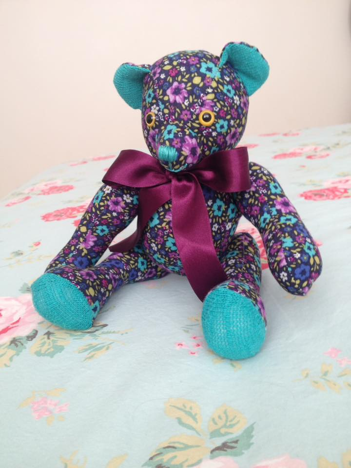 Small Keepsake Bear