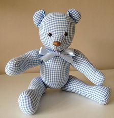 gingham bear