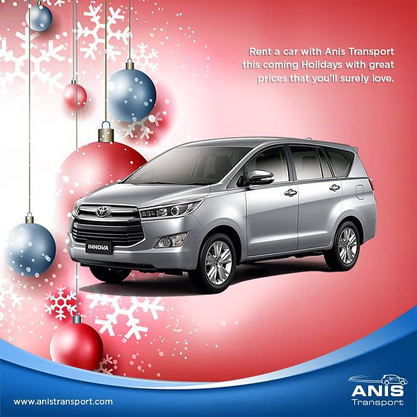Hire A Car For Your Next Philippines Holiday With Anis