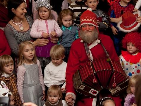 Kalėdos 2008 - 2012 m.