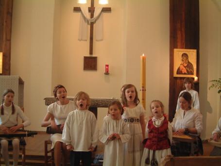 Koncertas Joanitų bažnyčioje 2011 m.