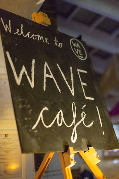 Wave Cafe Muswell Hill