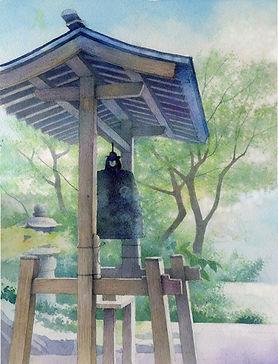 緑陰(鎌倉・覚園寺)