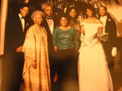 Family photo 1989