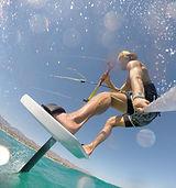 Foilboard Kiteboarding