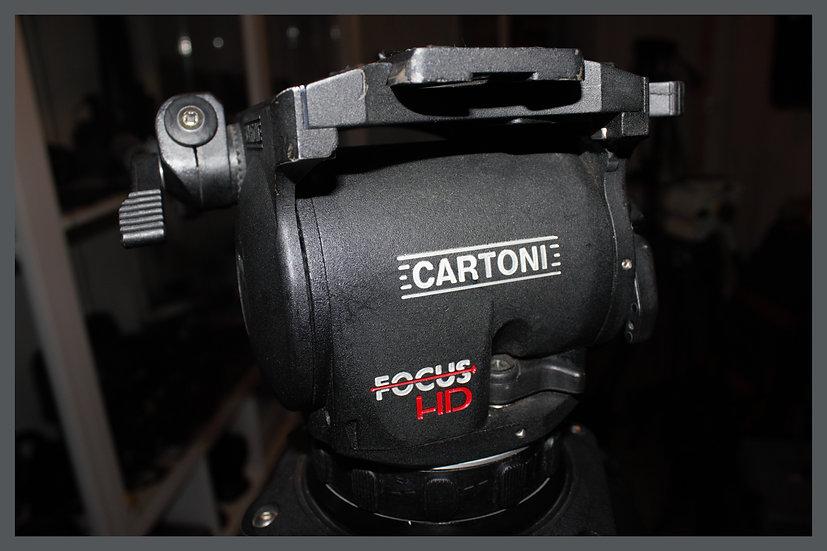 Cartoni tripod  Focus HD