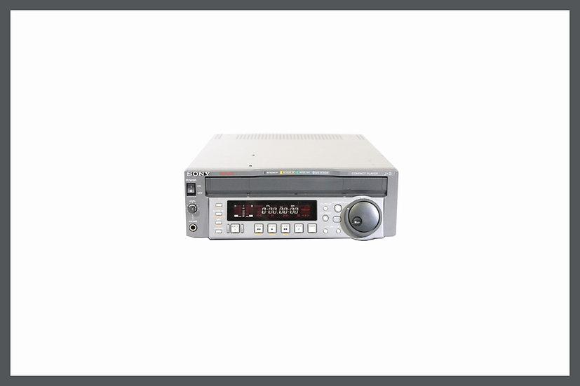 Sony J-3 SDI BETACAM/SP/SX, MPEG IMX, Digital BETACAM NTSC/PAL Compact Player