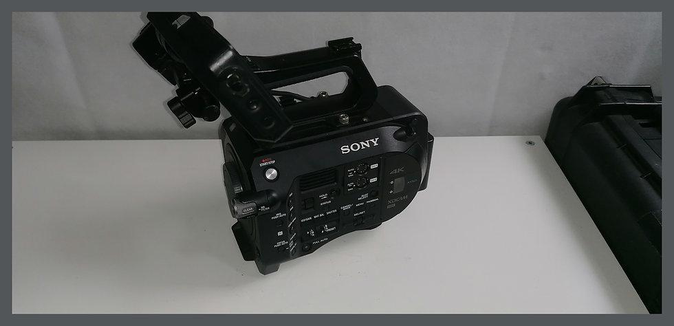 Sony PXW-FS7 super 35  4K