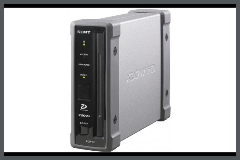 Sony PDW U1
