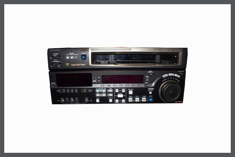 Sony HDW-M2100P