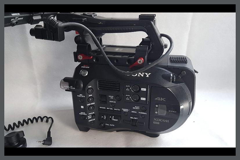 Sony super 35  PXW-FS7 4K