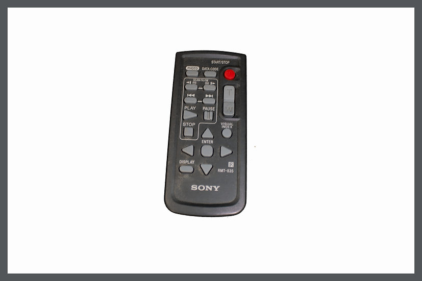 Sony remote RMT-811