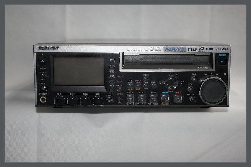 Sony PDW-F75