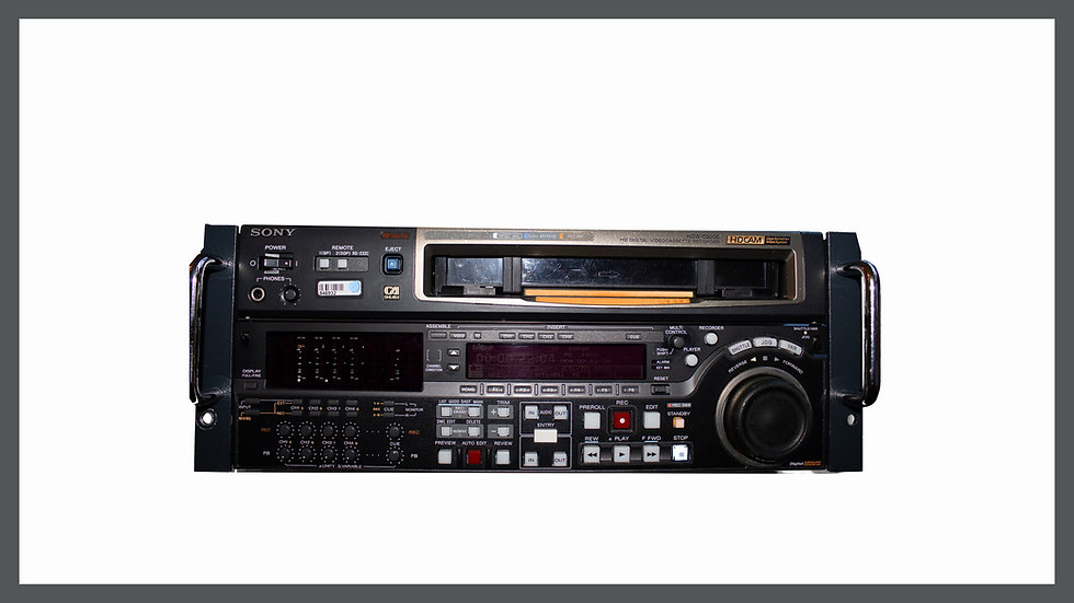 Sony HDW-D2000